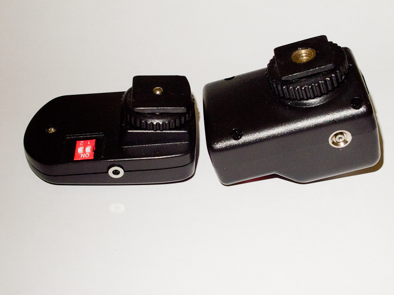 Review: NPT-04 Wireless Flash Triggers