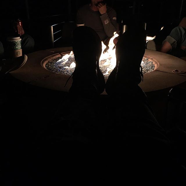 Night cap to an evening #firepit #pismo